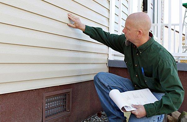 Обследование жилых домов